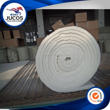 High fire proof ceramic fiber blanket used for gas oven insulation, insulation blanket
