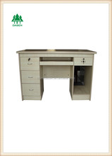 simple stable wholesale low price computer desk