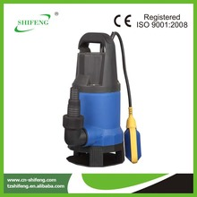 0.33HP GS250 GARDEN electric electrical plug for submersible pump for swiming pool