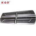 Auto spare parts side door molding side body trims cladding for Hilux Revo