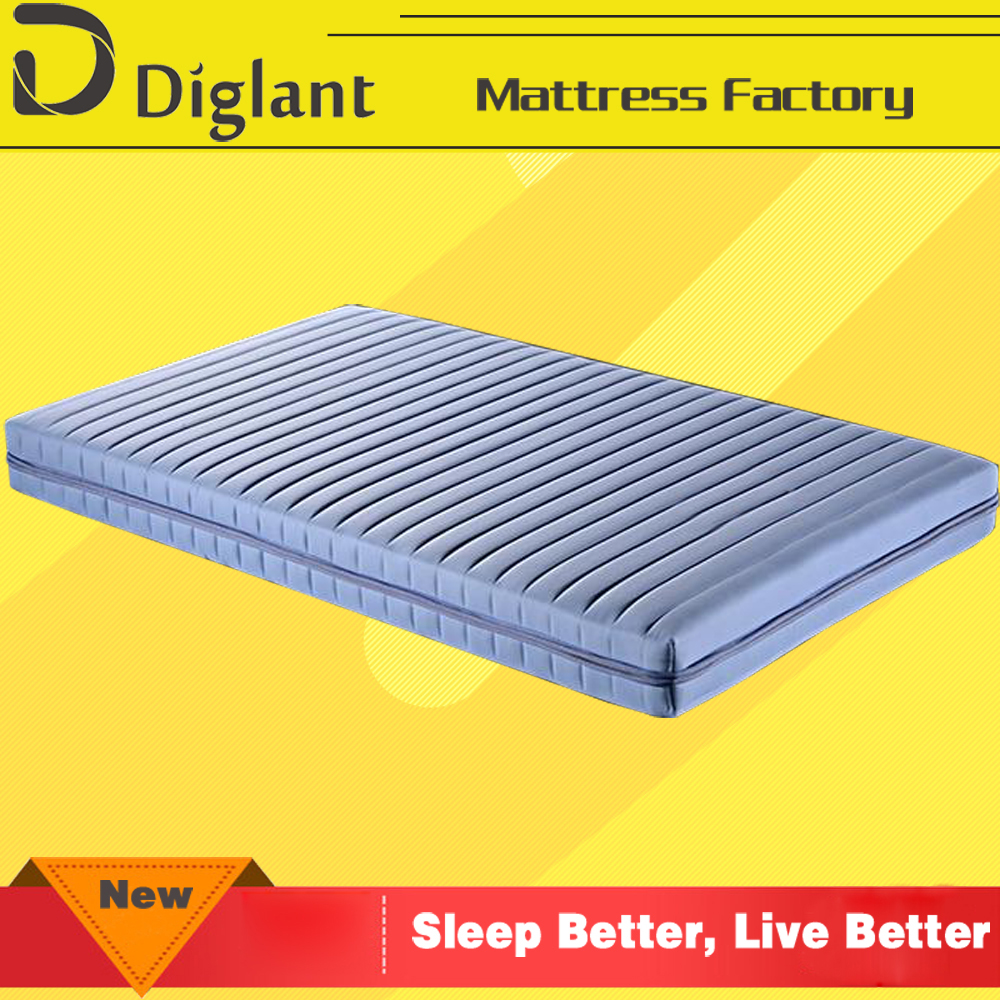 bed pocket spring baby gel memory foam hybrid latex mattress