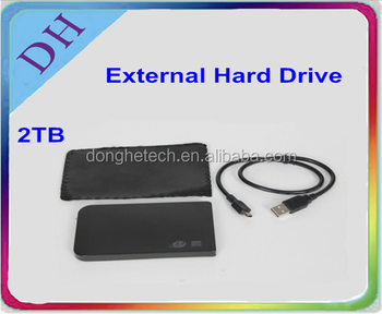 [2015 Newest!!!!] portable hdd/ USB2.0 1TB HDD for external