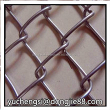 Hook silk screen chain link fence electric braid Popular Chain Link Fence