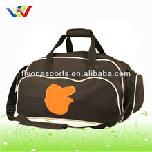 Travel Outdoor Sport Plain Duffel Bag