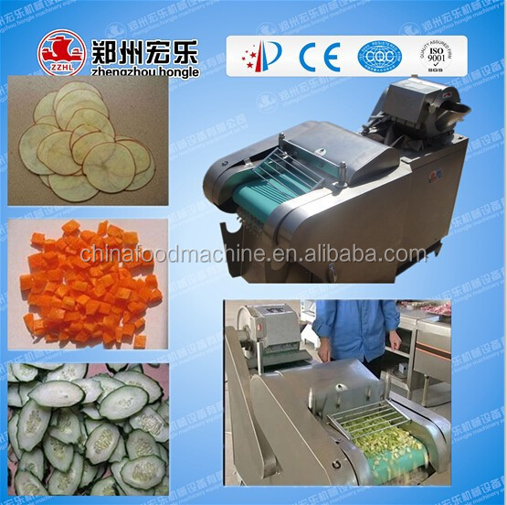 electric vegetable cutter machine/fruit slicing machine