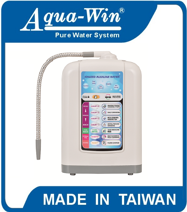 [ Model HY-320] Healthy Alkaline Water Ionizer Device