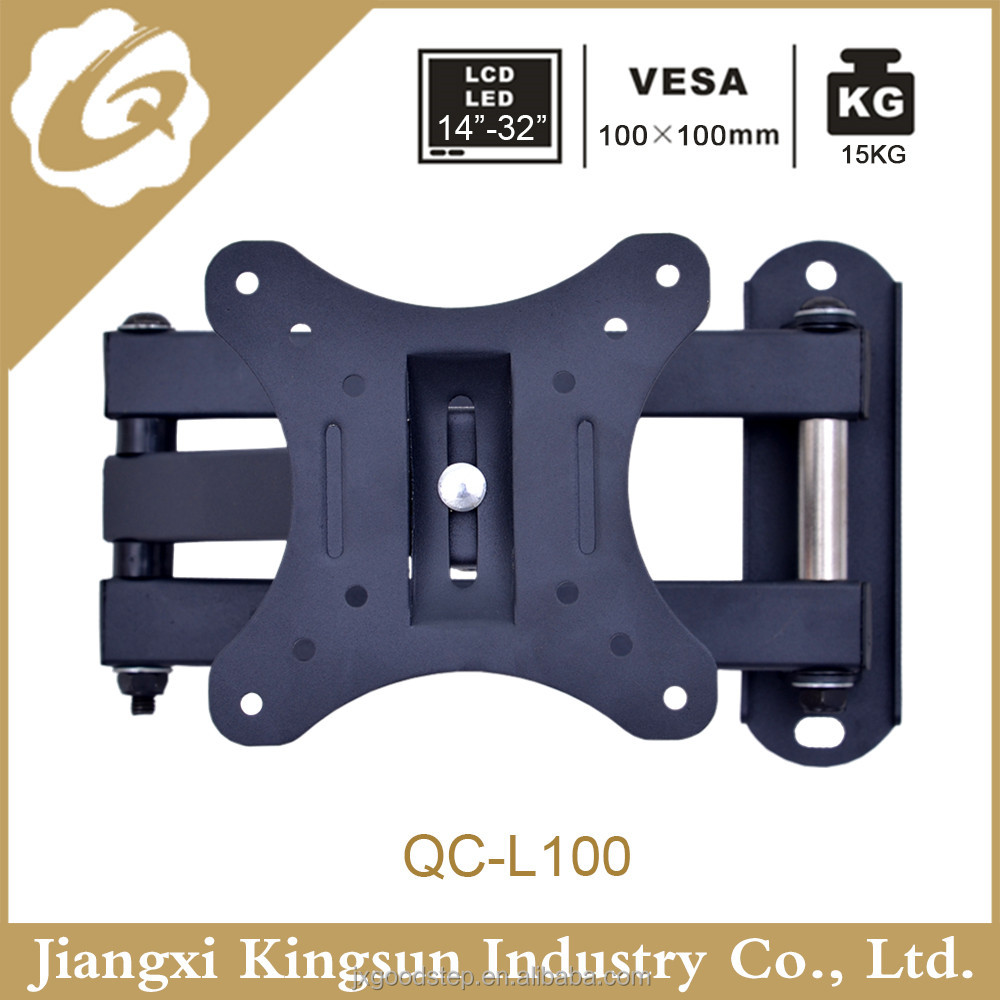 LCD TV Wall Mounting Bracket Extendable Dedign Stand for 14-37 inch <strong>L100</strong>
