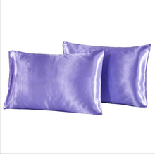 100% imitated silk fabric washabled pillow case/pillow cover