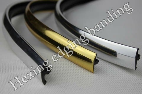 U Shaped Furniture Edge Trim Strip for Sale