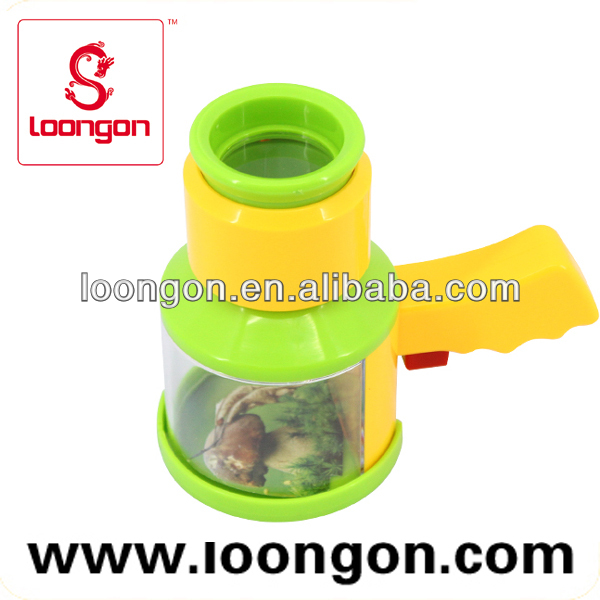Loongon Wholesale Summer Science Kids Toy Bug Catcher