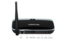Home Audio quad core HD Amlogic S805 PK RK3128 CS918 Android 4.4 Smart android TV Box