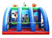 Interactive inflatables, inflatable games, giant inflatables sport games