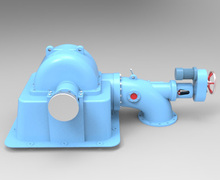 Water Turbine and High Efficiency Propeller Water Turbine and Hydro Turbine Generator For Hydro Power Plant