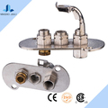Gas water heater assembly gas pilot burner assembiles