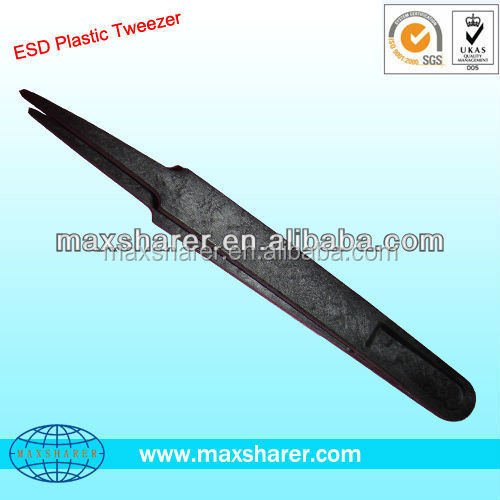 ESD stainless steel Tweezers handy tweezer