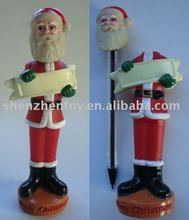 Father Christmas Pen Holder