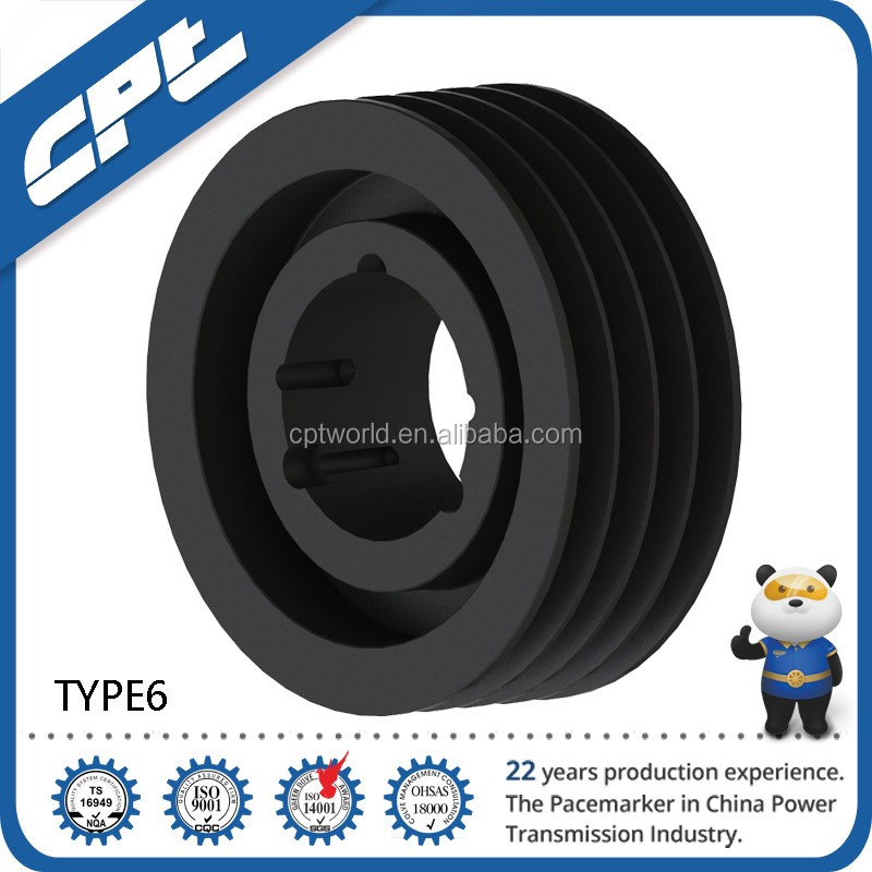CPT Customized ISO9001 Chinese Precision Belt Tensioner Pulley