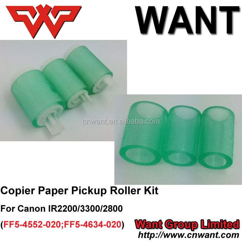 FF5-4634-020 For canon copier spare parts Long-life Paper Pickup Roller For Canon iR2200/iR2800/iR3300