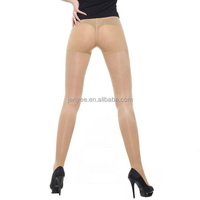 Shiny slim compression pantyhose to promote blood