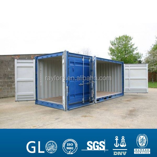 ningbo curtain side container