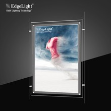 estate agency window display light box