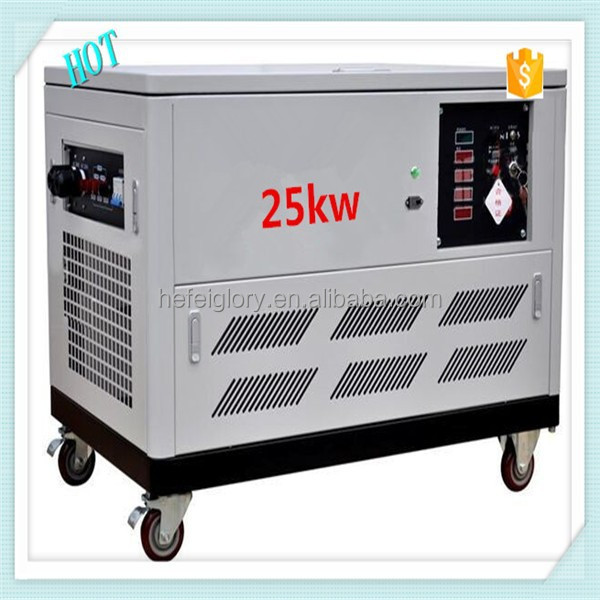 2015 Wholesale 34hp 25kw Gasoline Generator For Sale