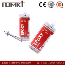 NJMKT-500 390ml 3:1 Coaxial Cartridge Epoxy Chemical Anchoring Adhesive