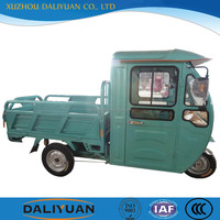 Daliyuan electric for cargo diesel tricycle adult tricycle