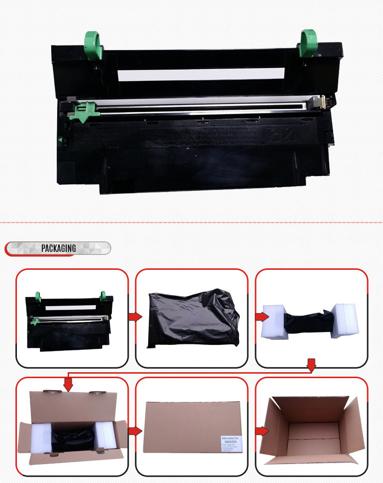 Hot sale Compatible Kyocera Mita DK-130 Toner Drum