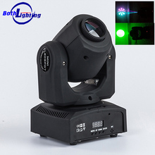 2016 NEW Micro Powerful 30w Light DMX 512 Gobo spot 30W LED Mover Spot mini China moving head light