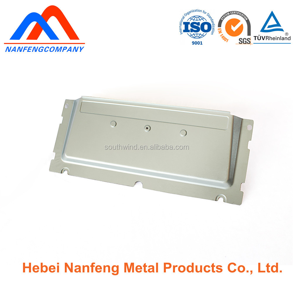High quality air condition accessories custom metal stamping housing