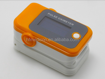 Portable Finger type digital pulse oximeter