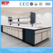 China Manufacturer Top Quality CE Certification University Lab Worktable