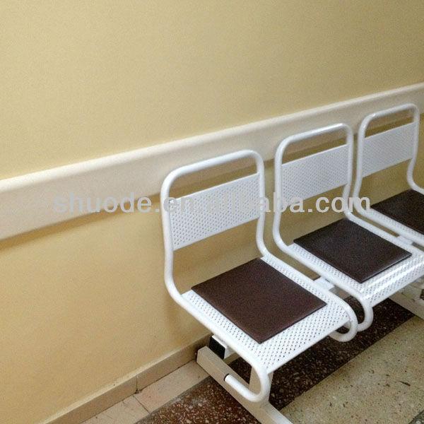 Marvelous Chair Rail Guards Part - 4: Aluminum Chair Rail Pvc Wall Bumper For Hospital - Buy Pvc Wall Bumper For  Hospital