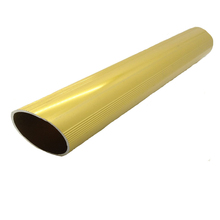 0.5mm aluminium tube1070/1060, 6082 6063 7075 anodized aluminium tube t6
