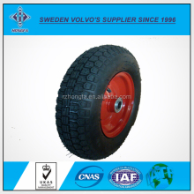 NR High Quality 7 Inch Rubber Wheel