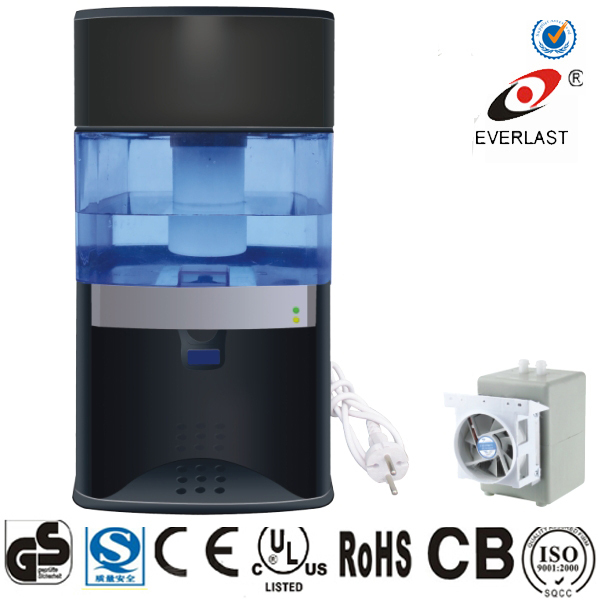 factory price Countertop Water Filter -water purifier pot to Premium Alkaline Mineral Drinking Water