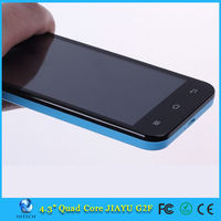 In Stock MTK6582 Quad Core 1.3GHz 1G RAM+4G ROM Dual SIM 3G Android 4.2 smart phone