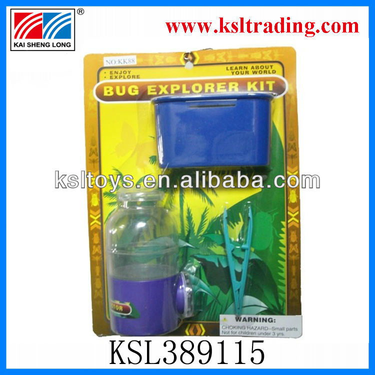 wholesale bug explorer kit cheap toy for kids