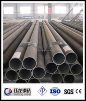 ASTM A106 Grade B Seamless Steel Pipe used for oil,gas and water transport