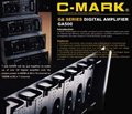 1000W mini digital amplifier - C-Mark GA500/GA400/GA300/GA200