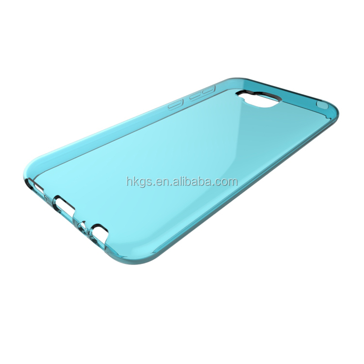 2018 New Intentions Waterproof Clear Transparent Sfot TPU Back Cover Case For Asus ZenFone 4 Selfie Pro ZD552KL