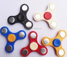 2017 New arrival EDC Fidget spinner fidget toy coloful hand Spinner cheapest plastic fidget toy