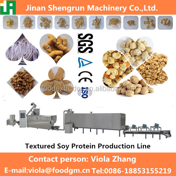 Hot sale high quality health artificial meat machine/equipment/processing line