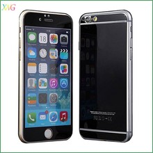 mirror effect color tampered glass screen protector for iphone 6 6 plus front and back electrochromic glass