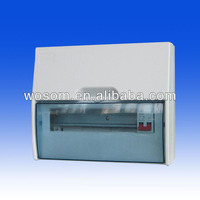main switch consumer units 10 ways can be fitted RCD MCB RCBO SPD
