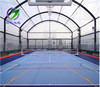 excellent quality suspended PP suspended interlocking sports flooring