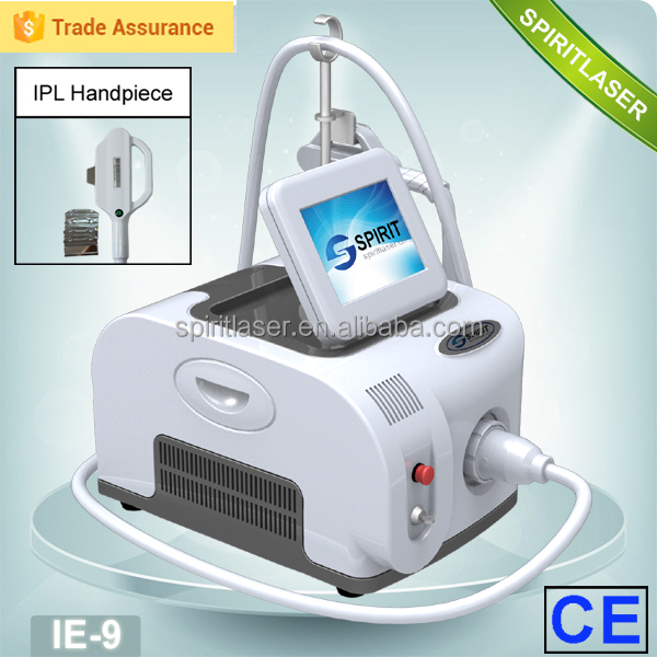 Portable IPL best hair removal system