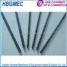 Non-conducting Non thermal conductivity 32mm Corrosion Resistant Basalt Fiber Epoxy Coated rod