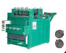 QJT-QD-4A Fully Automatic Spiral Scourer Machine